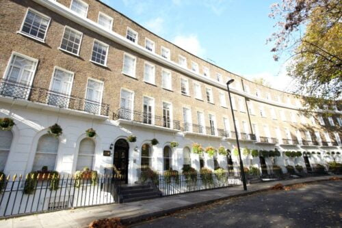 Private student accommodation in Bloomsbury