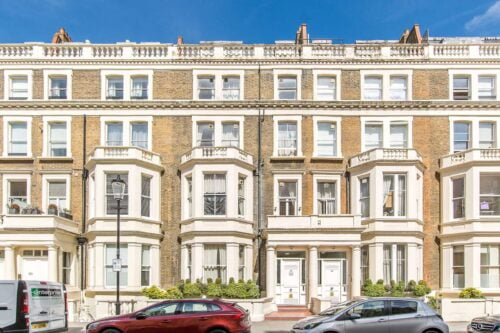 Studio Flat on Penywern Road Earls Court London